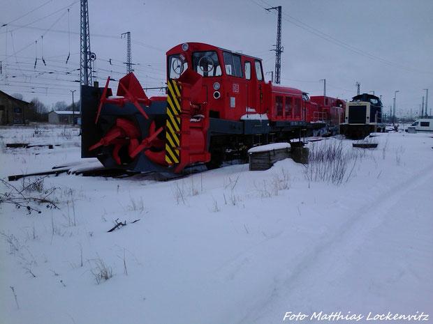 Schneeschleuder In Stralsund