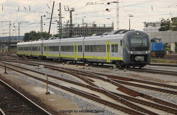 Baureihe 440 von Agilis in Regensburg