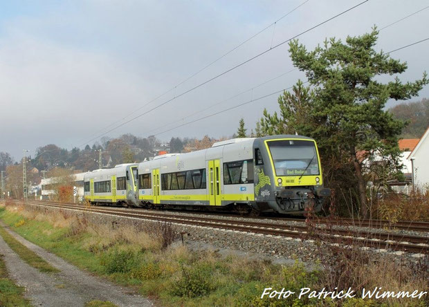 2 650er nach Bad Rodach in Creidlitz