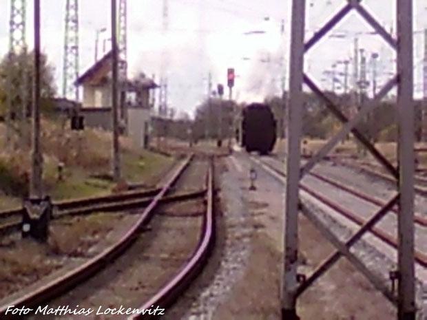 Ausfahrt Der 03 1010 Nach Putbus