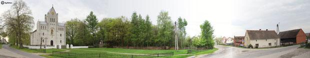 Groß Graben Ortsmitte 2013