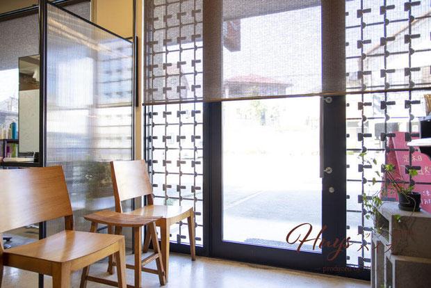 宇都宮市(栃木)のヘッドスパ専門店の店内