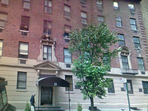 Albert Hotel, New York