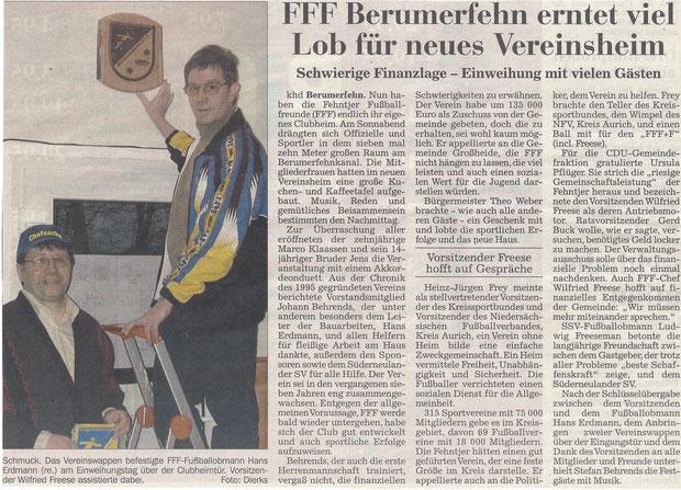 (Ostfr. Kurier vom 28. Januar 2002)