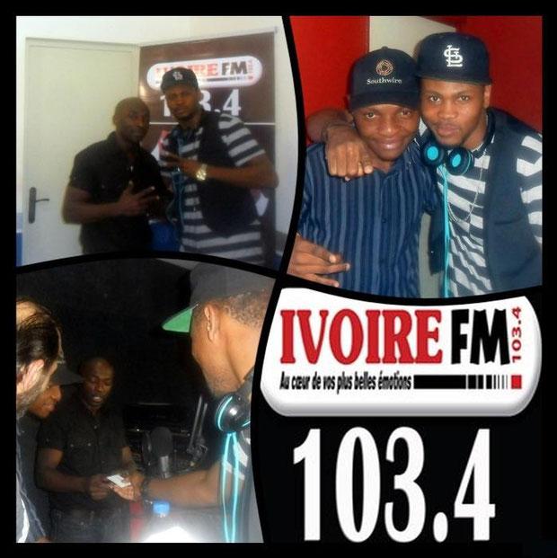 Dibi Dobo sur MD Live show Ivoire FM 18 janvier 2013