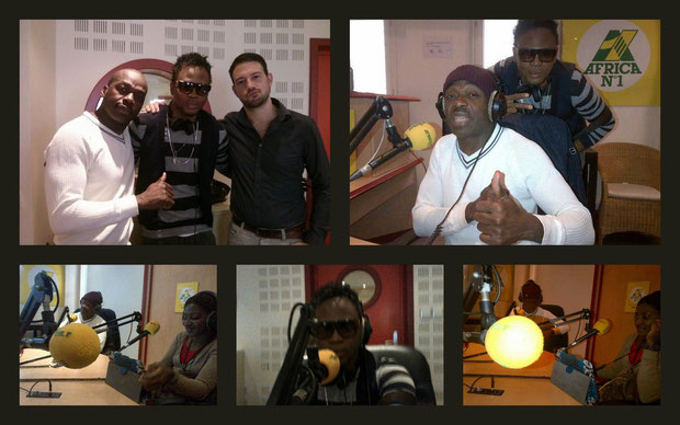 Dibi Dobo Patson dans Yes Papa c KDO sur Africa numéro 1