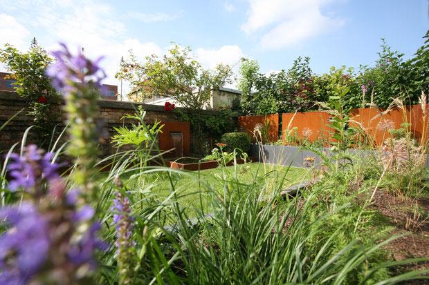 Privater Garten 2014, Ausführung Friedrichs Garten,- und Landschaftsbau