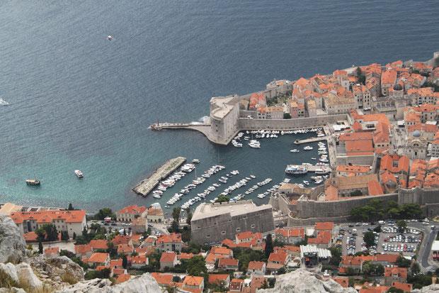 Blick auf die Altstadt.