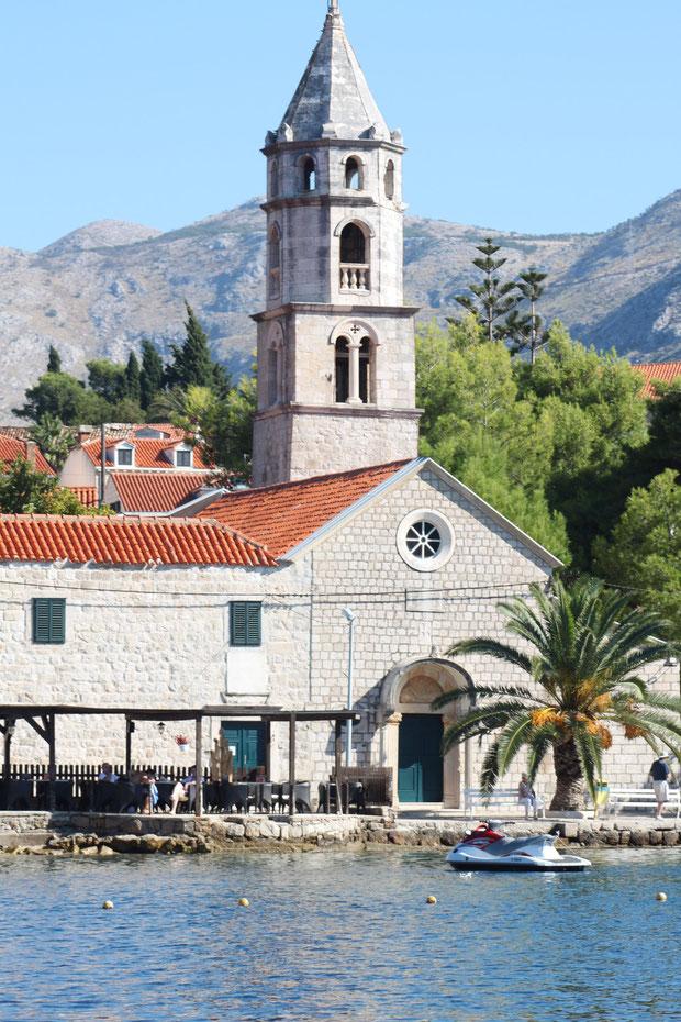 Kirche Cavtat.