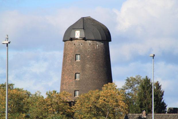 Ehemalige Mühle in Wesseling.
