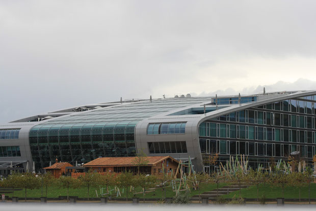 Kongresshalle Bonn.
