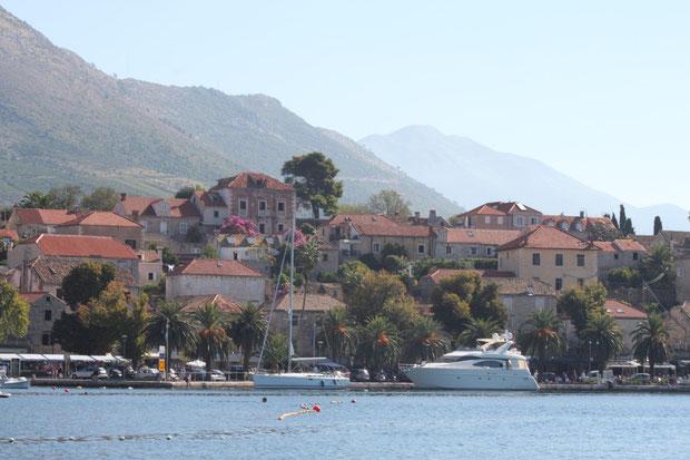 Hafen Cavtat.