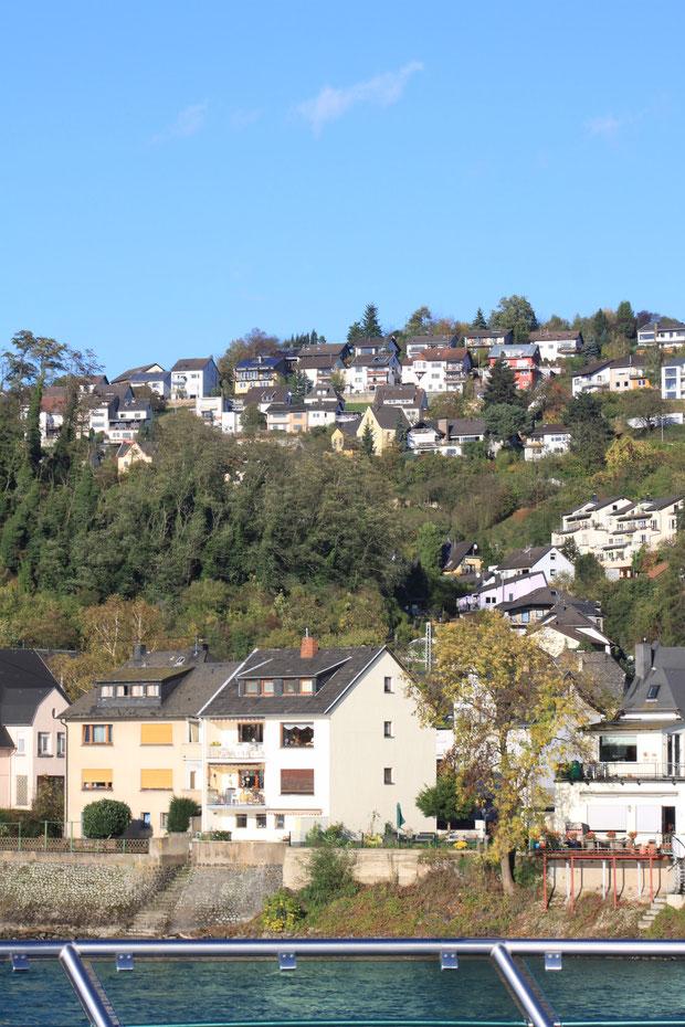 Linz am Rhein, nicht in Österreich.