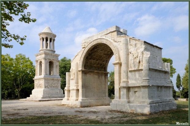 Les Antiques à Saint Rémy de Provence, Alpilles (13)