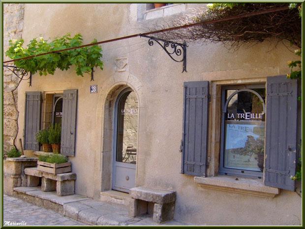 """""""La Treille en Provence"""", Baux-de-Provence, Alpilles (13)"""