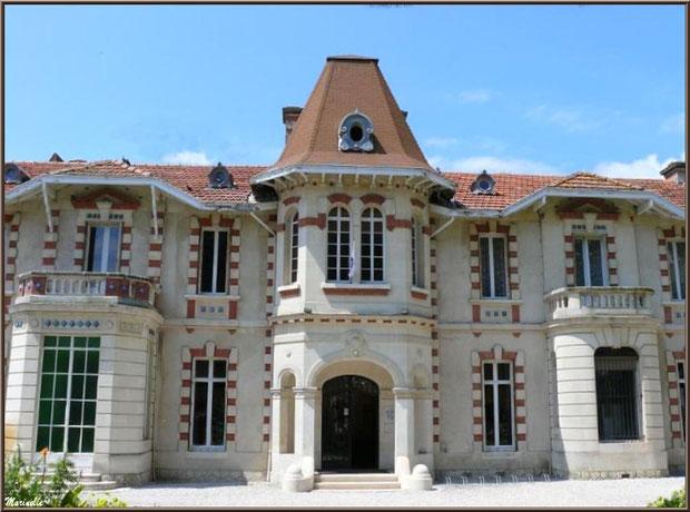 La Maison Louis David à Andernos-les-Bains, Bassin d'Arcachon