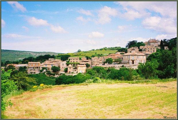 Goult, village perché du Lubéron - Vaucluse (84)