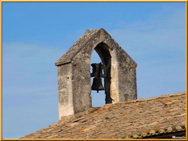 clocheton de la Chapelle des Pénitents-Blancs, Les Baux-de-Provence, Alpilles (13)