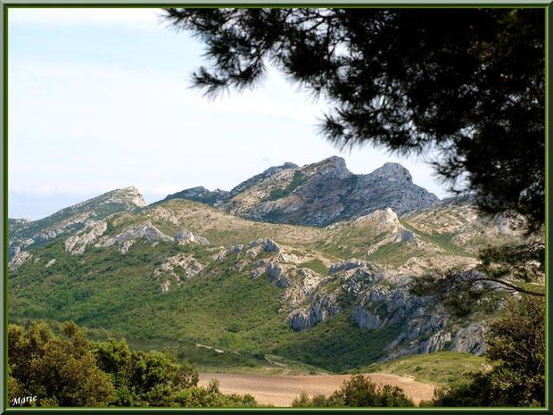 Les Alpilles, Bouches du Rhône