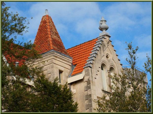 La villa Faust en Ville d'Hiver à Arcachon