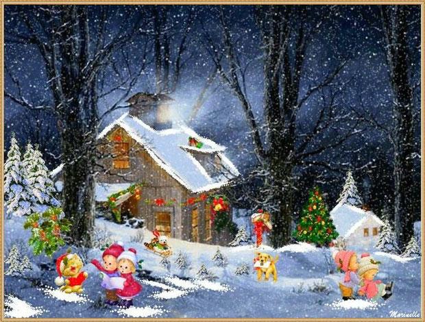 Vive les fêtes de fin d'année !