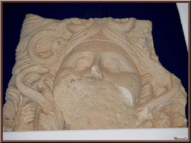 Musée Marc Deydier, village de Cucuron, Lubéron (84) : vestige gallo romain
