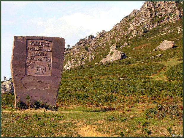 Stèle de Xareta