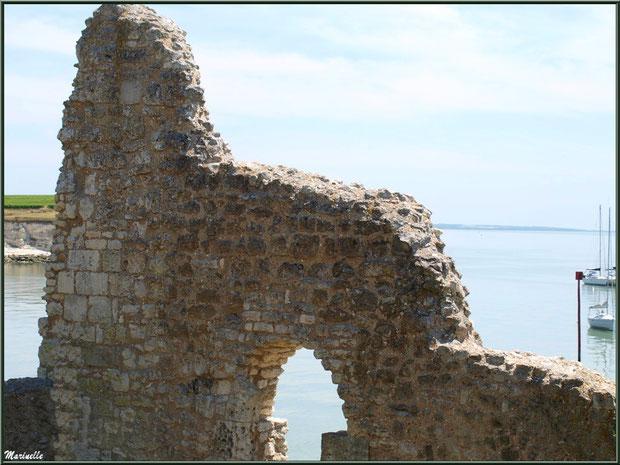 La Tour Blanche à Talmont-sur-Gironde, Charente-Maritime