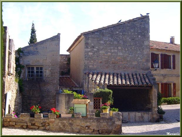 Lavoir des Porcelets, Baux-de-Provence, Alpilles (13)
