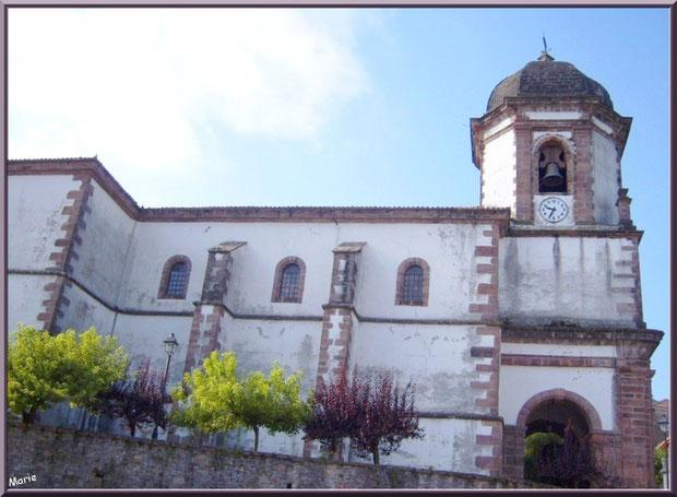 L'église de la Asunción à Zugarramurdi, Pays Basque espagnol