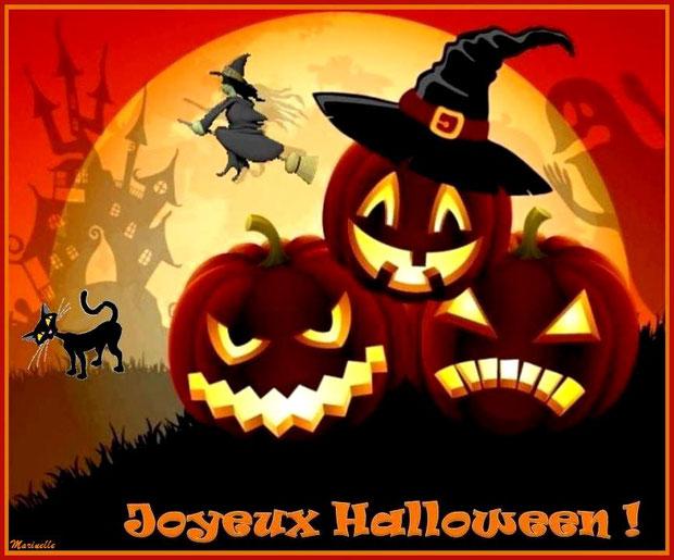 Joyeux Halloween !