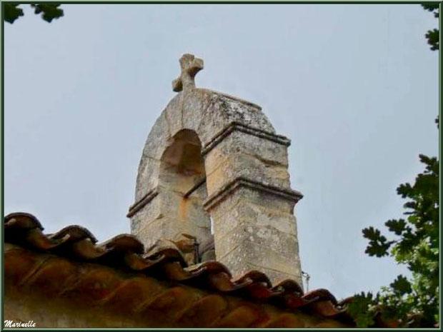 Clocher de la Chapelle Saint Véran à Goult, Lubéron - Vaucluse (84)