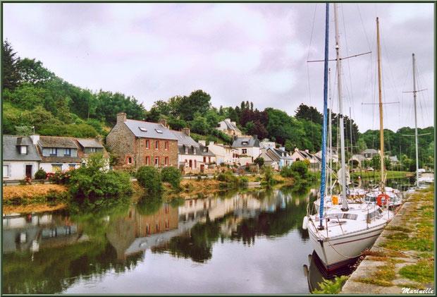 Le port de Pontrieux, Côte d'Armor (22)