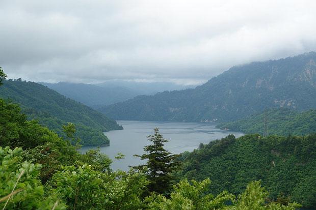 福島県 奥只見湖  2008.06.14