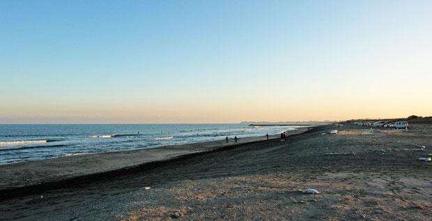 一ツ松海岸