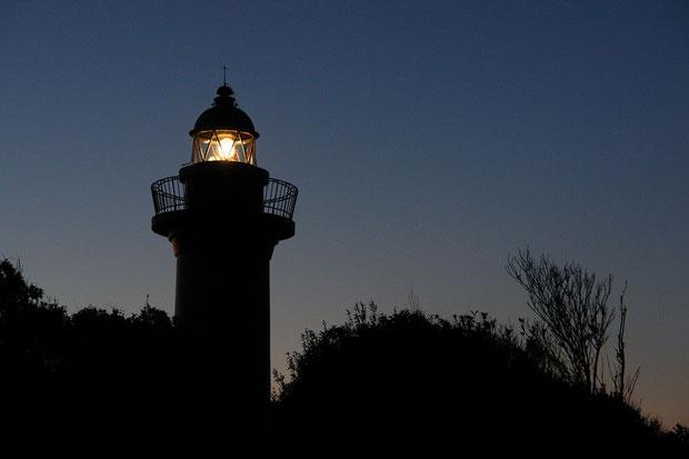 灯台って、なんとなくロマンチックな雰囲気があります。