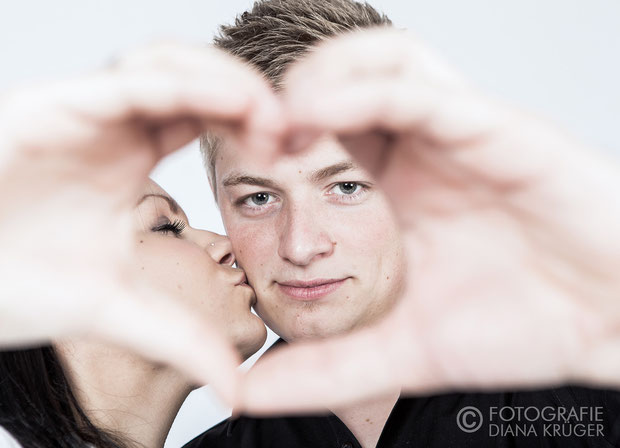 Aktion LOVERS Fotoshooting