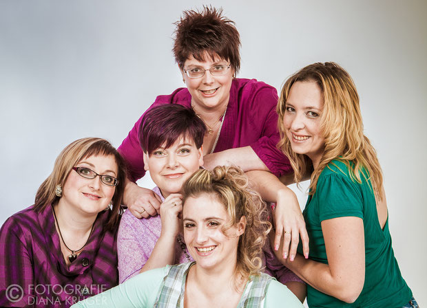 Friends Fotoshooting