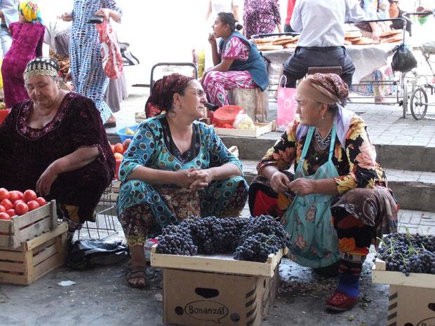 circuits route de la soie - ouzbékistan, chine