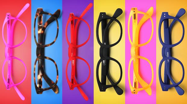See Concept Hipster Brillen aus Frankreich