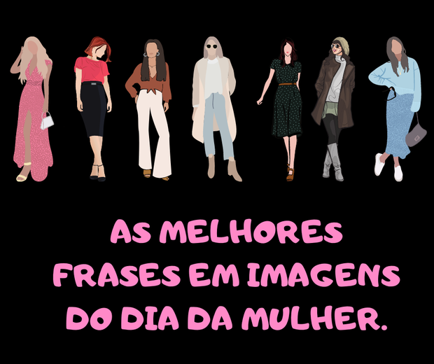 frases dia mulher