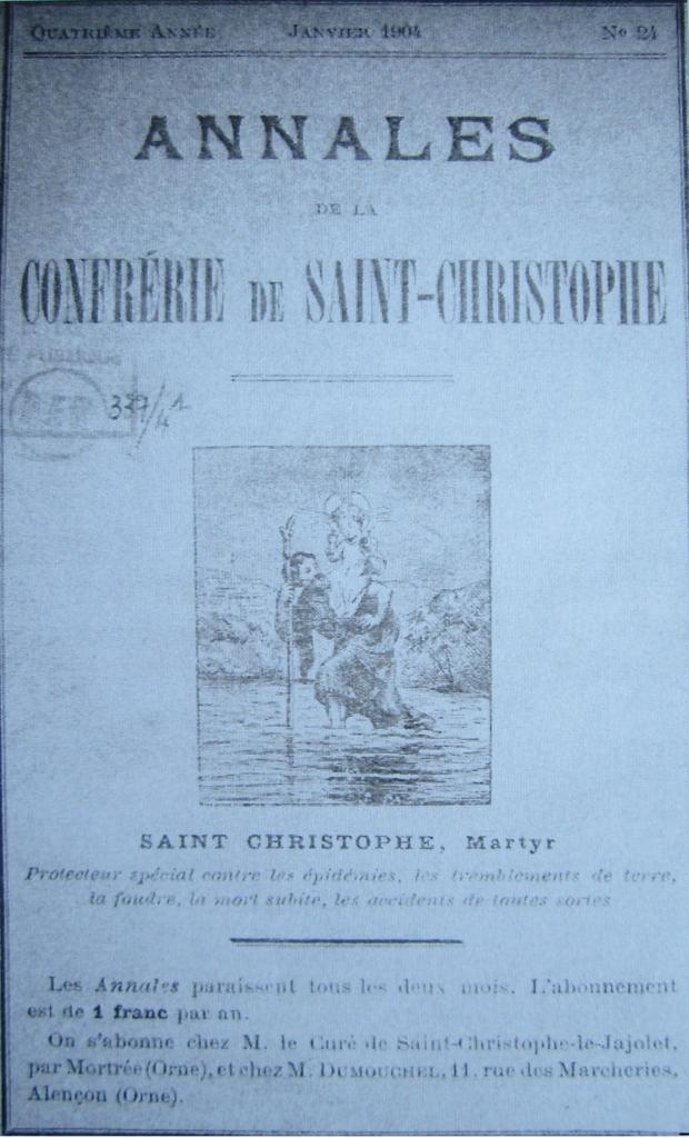 Annales de Saint Christophe (1904)