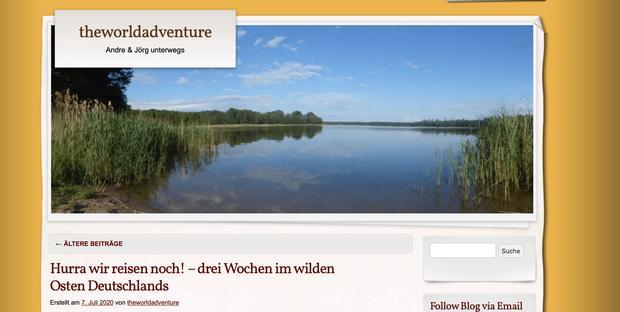 Weltreise, Deutschland, Mecklenburg
