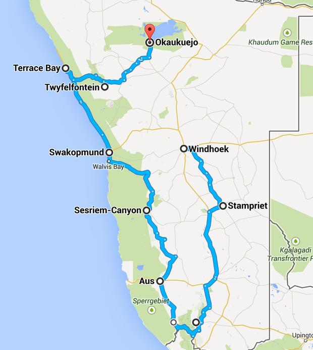 Quelle:Googlemaps