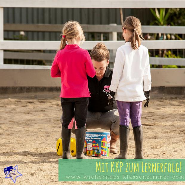 Wieherndes Klassenzimmer: KKP Trainer werden! Konzentrationstraining mit Pferden für Kinder sinnvoll gestalten und zertifizierter KKP Trainer werden.