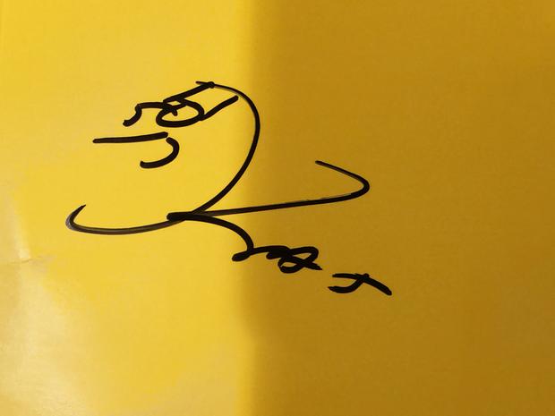 Autograph Ekaterini Stefanidi Autogramm