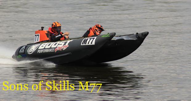 Team Sons of Skills #77