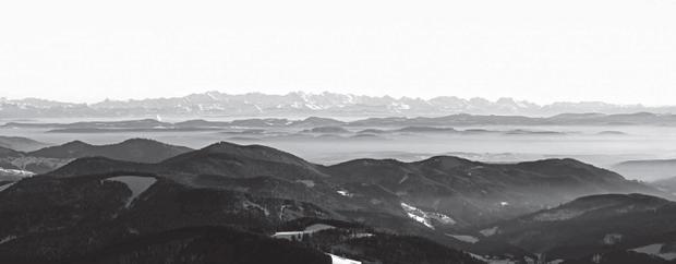 Ralf Greiner: Belchenpanorama