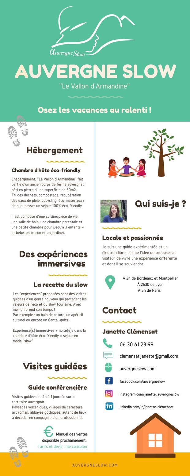 éco hébergement et expériences immersives en Auvergne