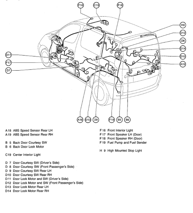 toyota echo engine parts diagram | wiring diagram |  wave-uranus.latinacoupon.it  wiring diagram